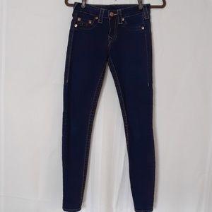 "True Religion ""Kalle"" jeans size 25"